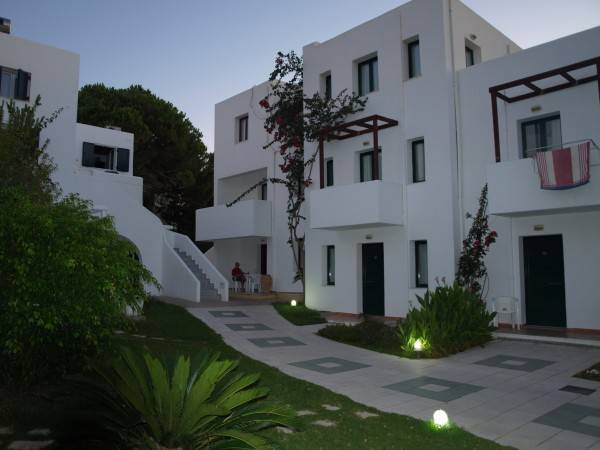 Eva Suites Hotel