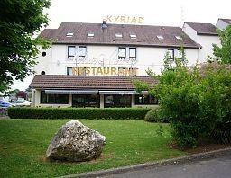 Hotel Kyriad Dijon Est Mirande