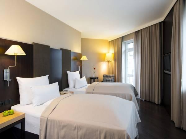 Hotel NH Düsseldorf Königsallee