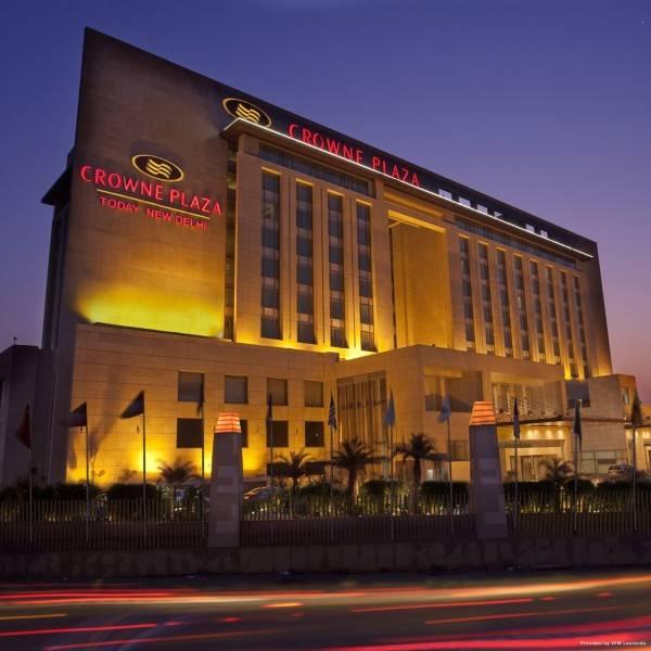 Hotel Crowne Plaza NEW DELHI OKHLA
