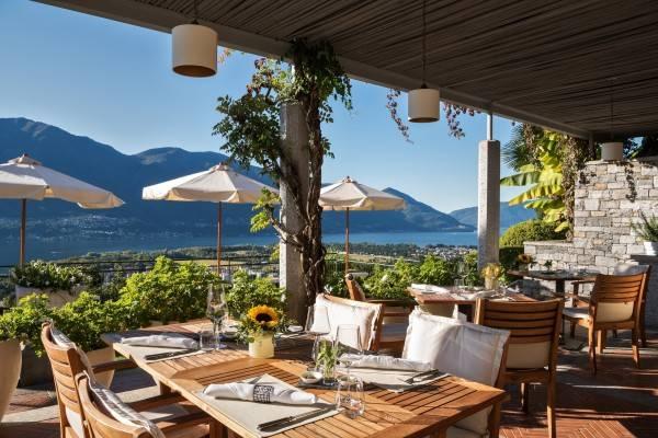 Villa Orselina Small Luxury Hotel