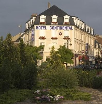 INTER-HOTEL Deauville Continental