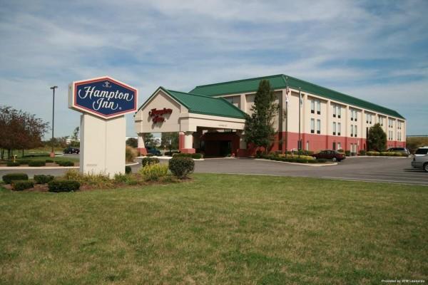 Hampton Inn Sidney OH