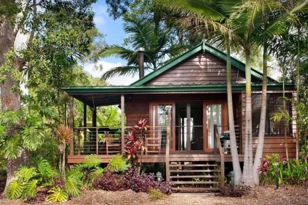 Hotel Lake Weyba Cottages Noosa