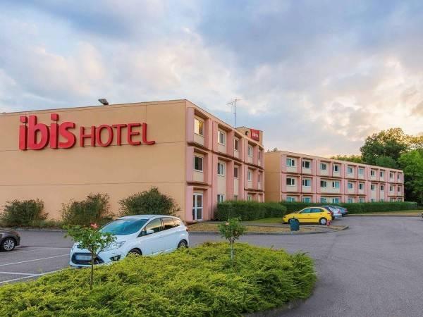 Hotel ibis Metz Woippy