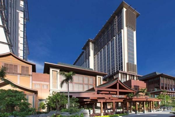 Sheraton Grand Macao Hotel Cotai Central