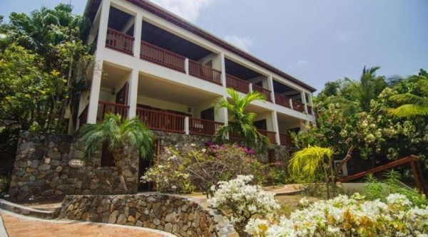 Hotel Antigua Yacht Club Marina