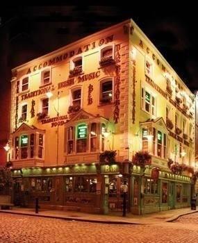 Oliver St John Gogarty Hostel & Penthouse Apartments