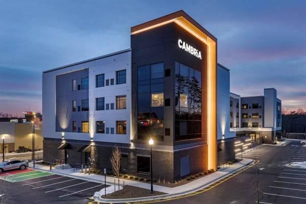Cambria Hotel Arundel Mills-BWI Airport