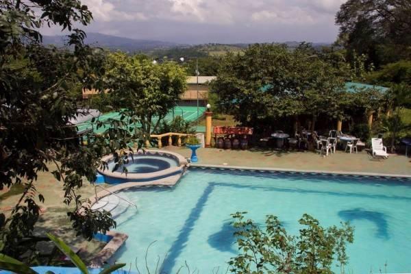 Hotel Valley View Lodge - Finca Huetares