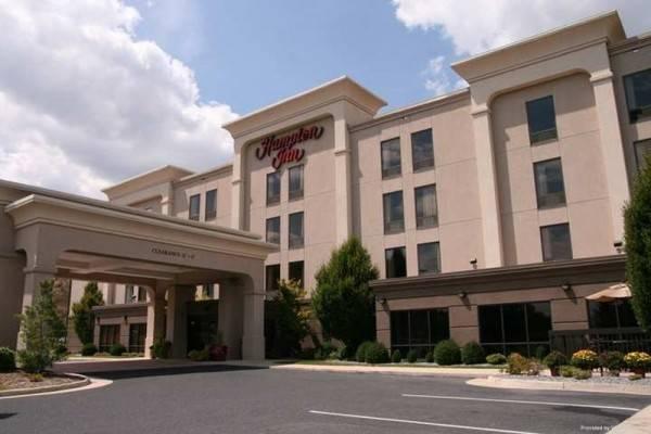 Hampton Inn Waynesboro-Stuarts Draft