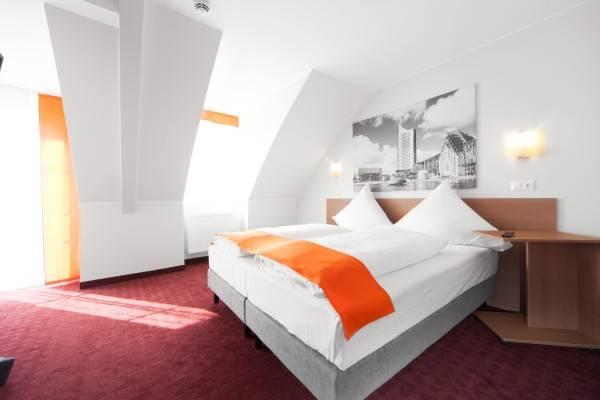Hotel McDreams Leipzig City