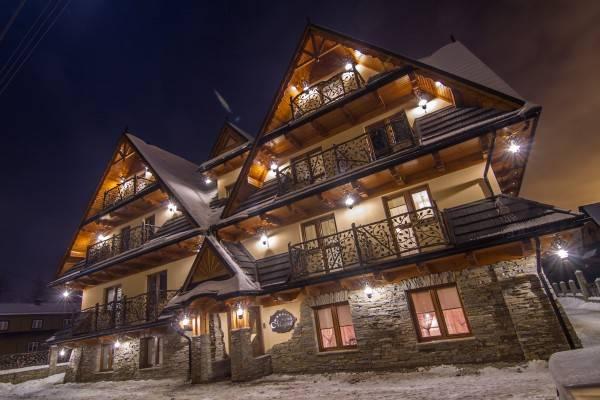 Hotel Villa Magnat