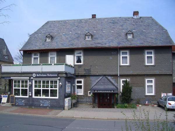 Hotel Gästehaus Verhoeven