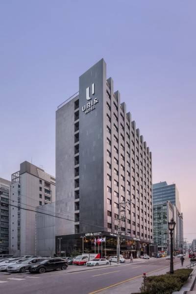 HOTEL URI& 호텔 유리앤