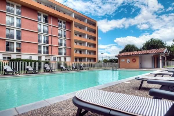 Zenitude Hôtel - Résidence Toulouse Métropole