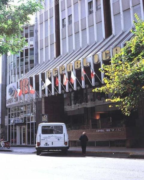 SPA REPUBLICA HOTEL MAR DEL PLATA