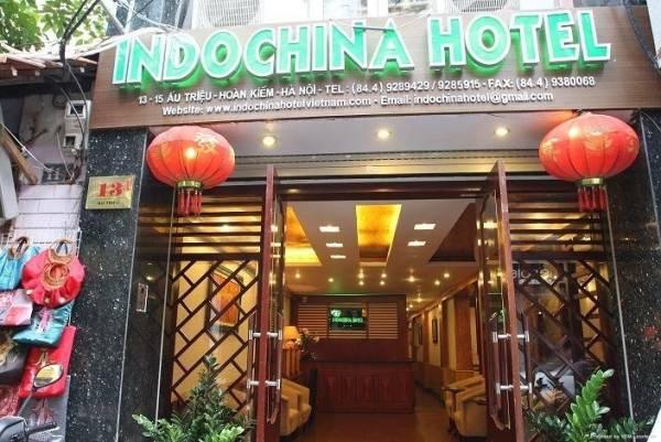 Aquarius Hanoi Hotel Formerly Indochina Gold Hotel