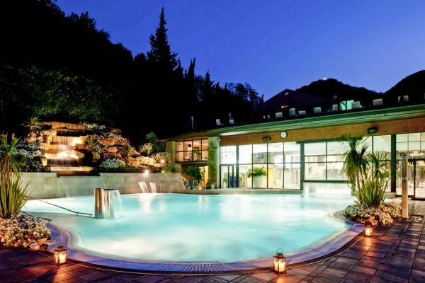 Hotel Roseo Wellness Resort Euroterme