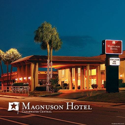 Magnuson Hotel Clearwater Cent