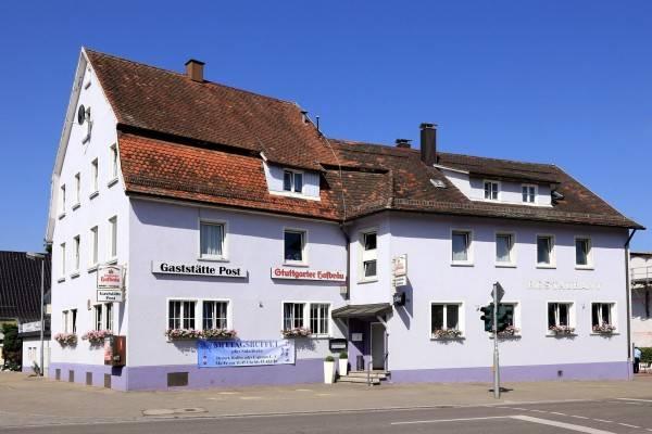Hotel Post Neuhausen Gasthaus