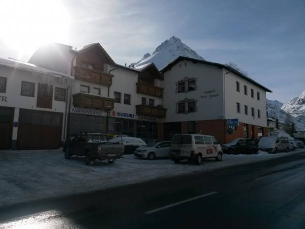 Hotel Apart Markus Zangerl