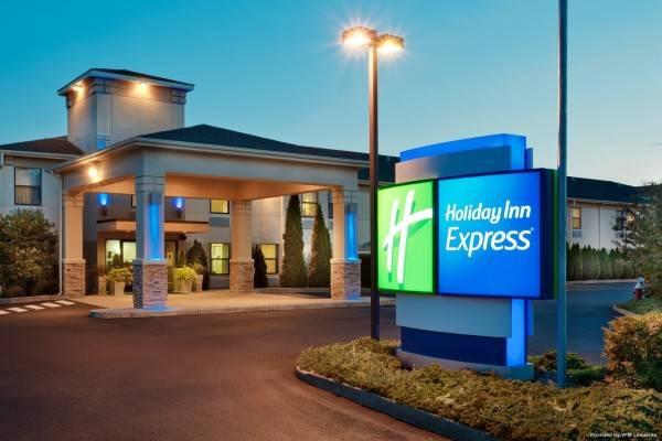 Holiday Inn Express VERNON - MANCHESTER