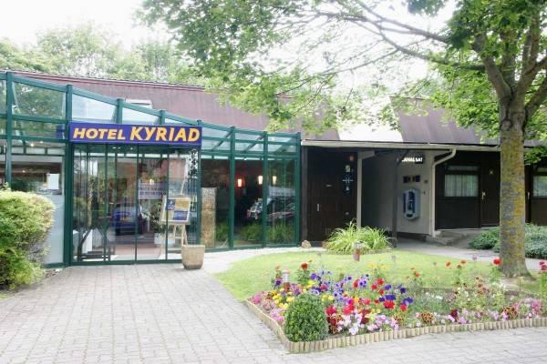Hotel Kyriad Reims Parc Expo