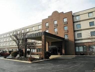 Hotel Super 8 Bridgeport