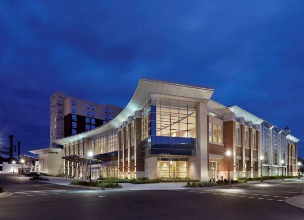 Hotel DoubleTree by Hilton Lawrenceburg