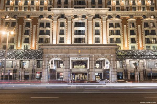 Hotel The Ritz-Carlton Moscow