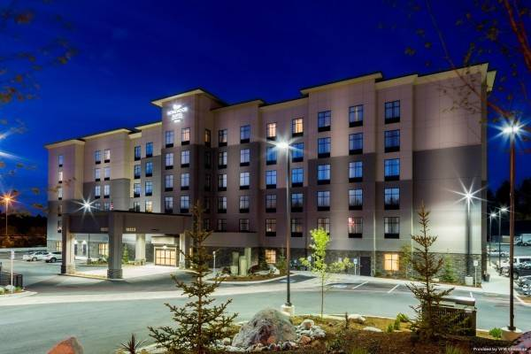 Hotel Homewood Suites by Hilton Lynnwood Seattle Everett WA