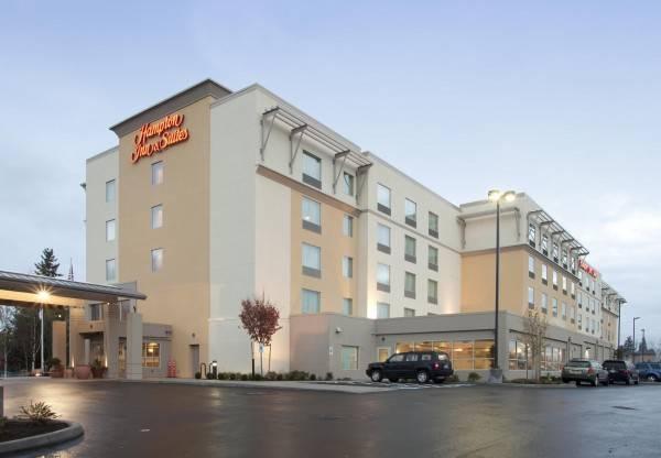 Hampton Inn - Suites Seattle-Federal Way