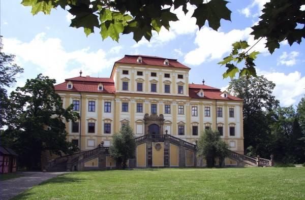 Cerveny Hradek Schlosshotel