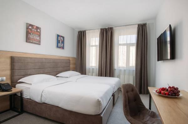 Hotel Custos Tverskaya