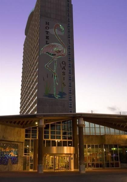 Hotel Flamingo Oasis