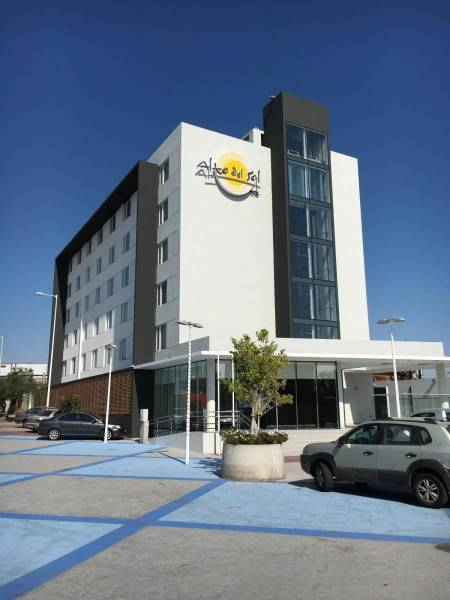 Hotel Alto del Sol Plaza Mejillones