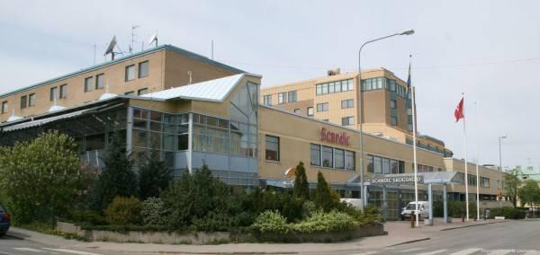 Hotel Scandic Skogshöjd