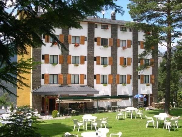 Hotel Coma-Bella