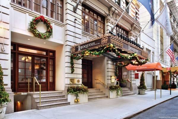 Hotel The Iroquois New York