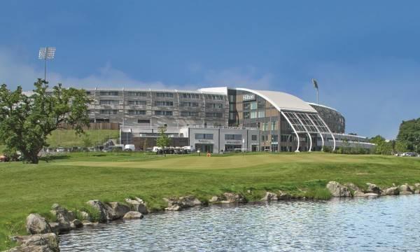 Hotel Hilton at the Ageas Bowl Southampton