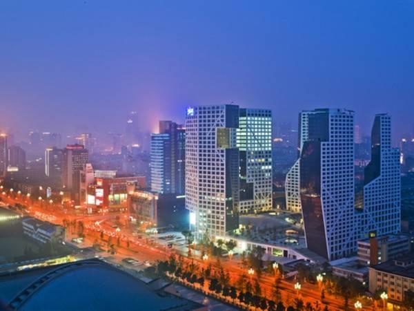 Hotel Ascott Raffles City Chengdu