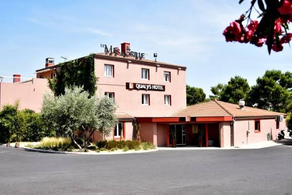 Montpellier Sud Le Mas de Grille The Originals City (ex Qualys-Hotel)