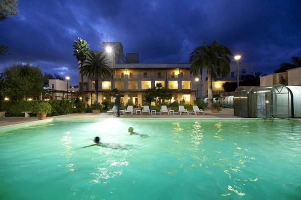 Hotel Antiche Terme di Sardara