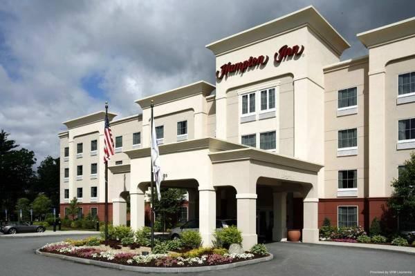 Hampton Inn Boston Bedford Burlington