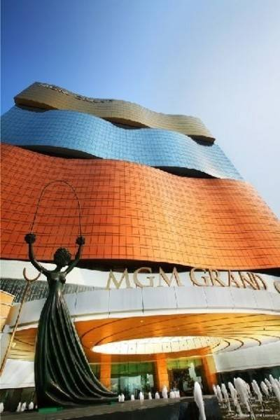 Hotel MGM MACAU