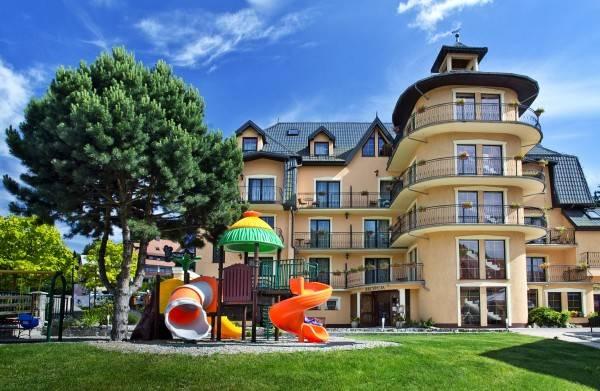 Hotel Scaliano Willa SPA