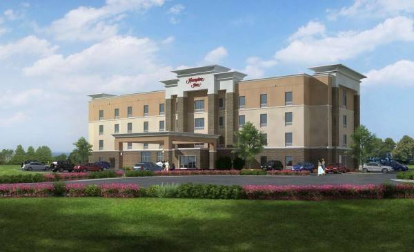Hampton Inn Simpsonville