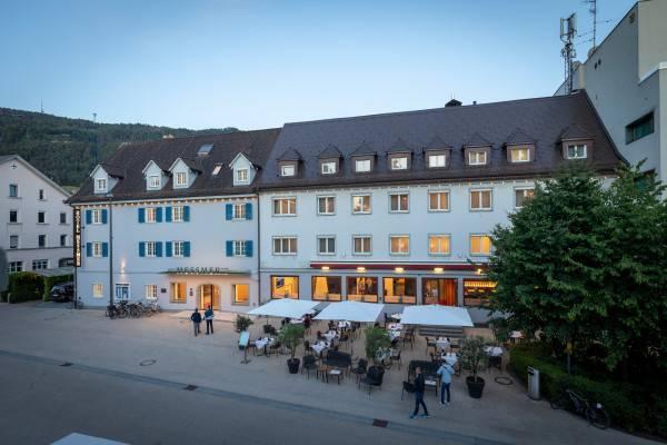 Hotel Messmer am Kornmarkt