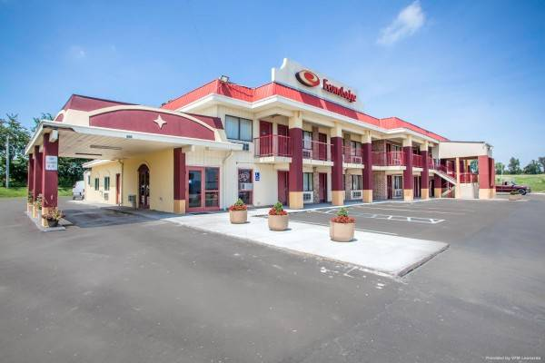Hotel Econo Lodge Kearney - Liberty